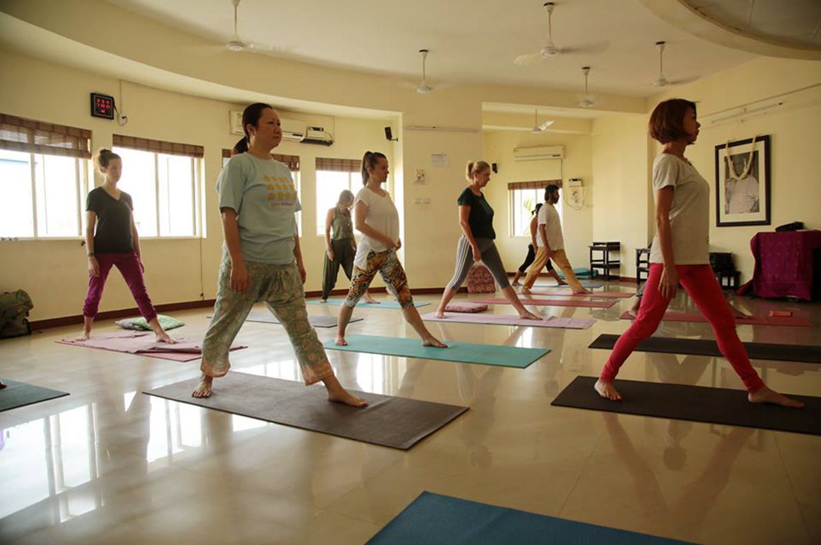 International Yoga Teacher Training Program 2018-19