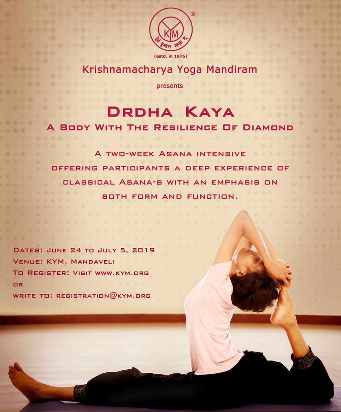 Drdha Kaya | A Body With The Resilience Of Diamond