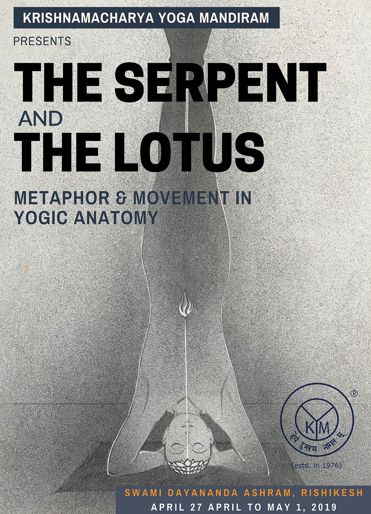 The Serpent and the Lotus | Metaphor & Movement in Yogic Anatomy