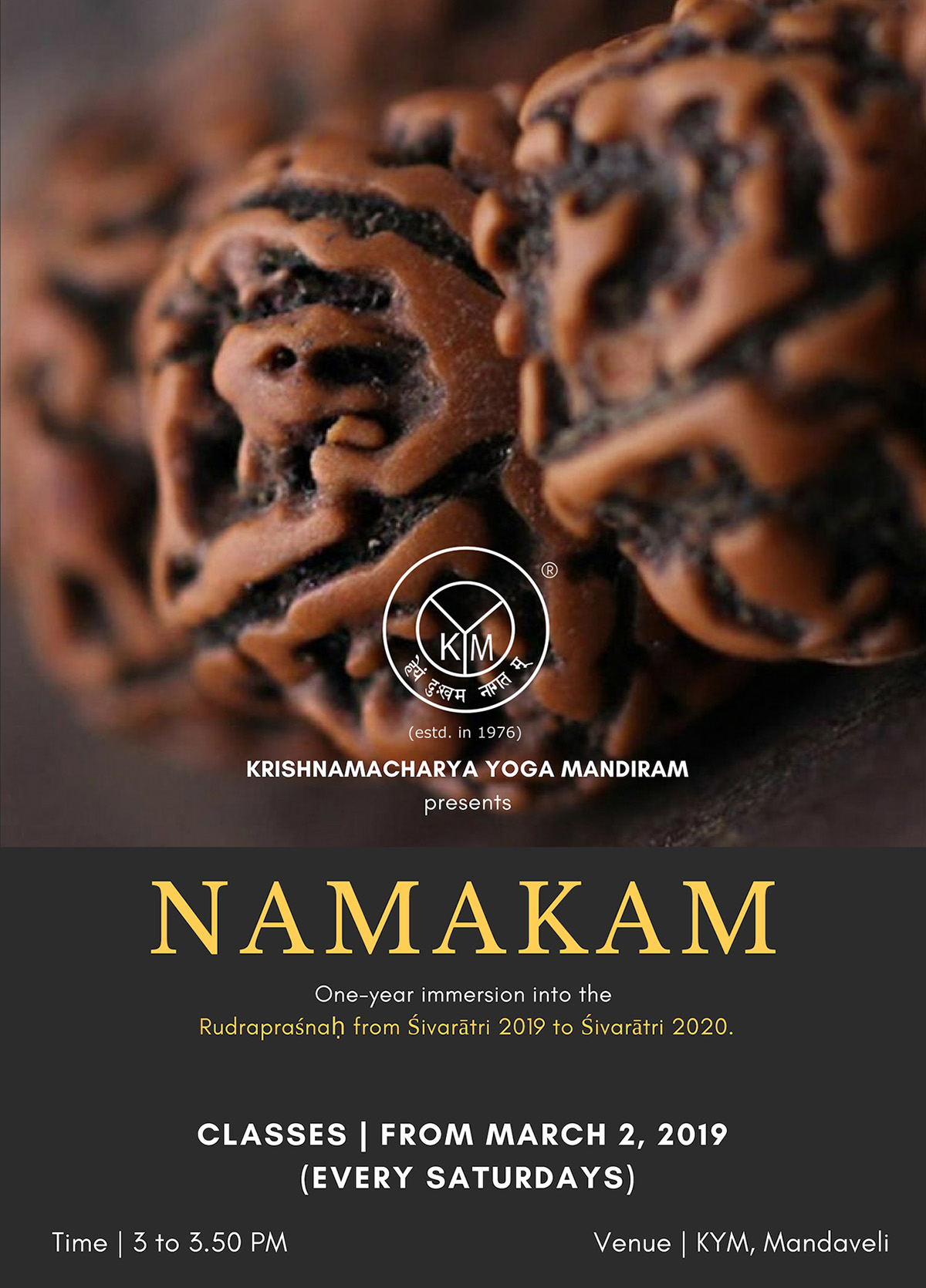 Namakam – An Immersion