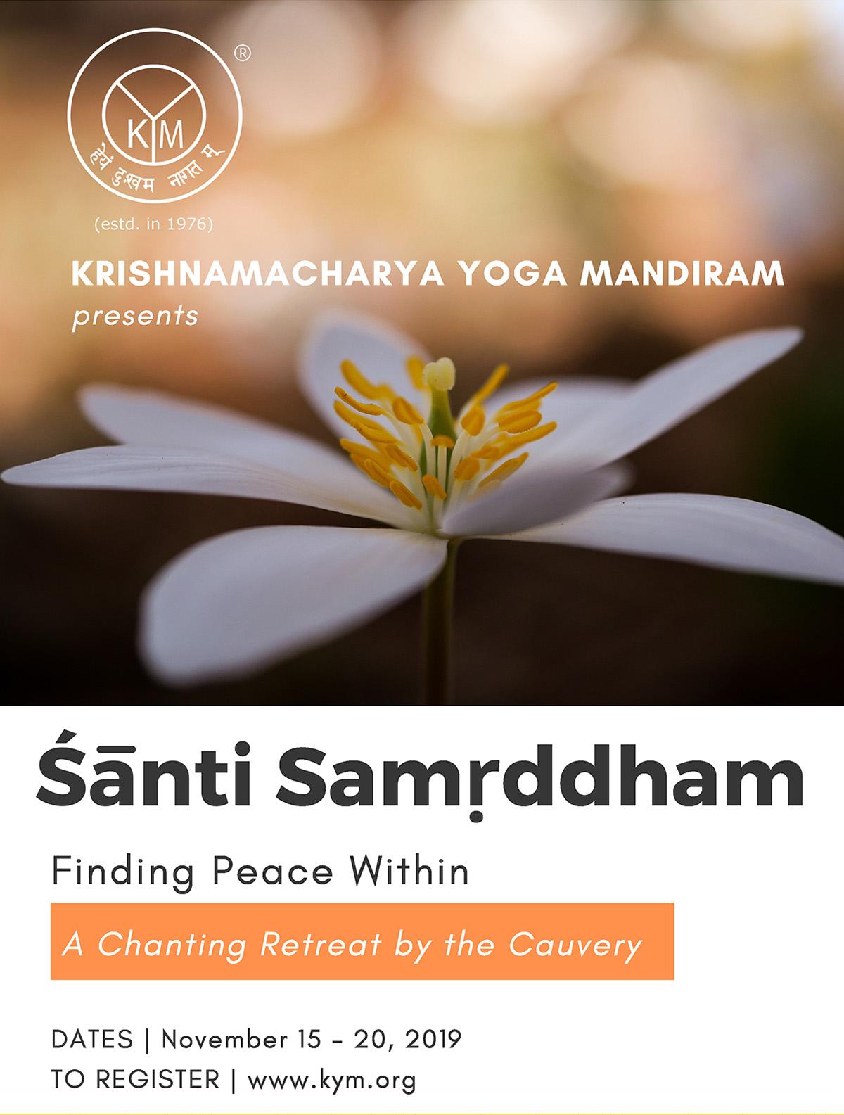 Śānti Samṛddham | Peace In Plenty