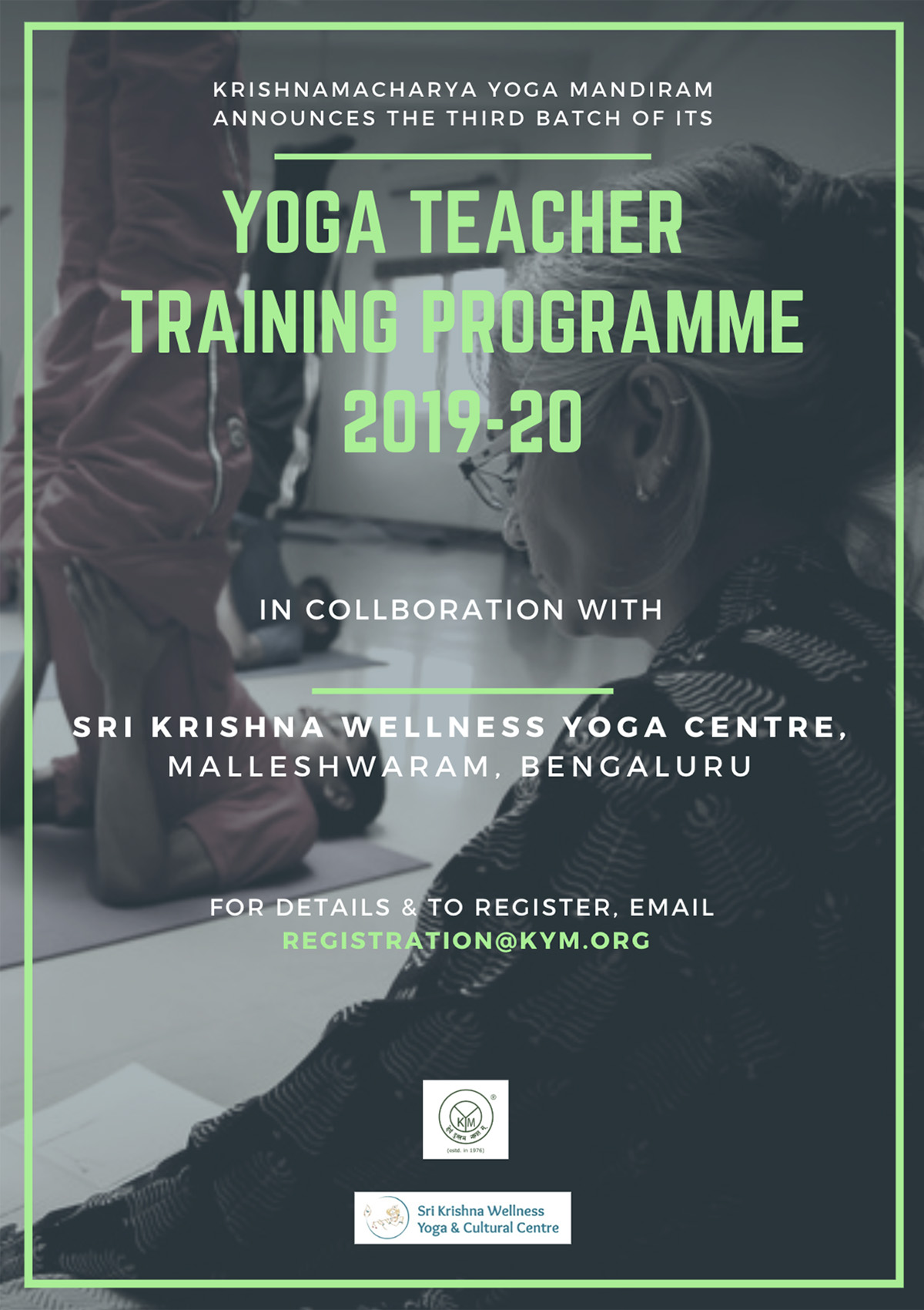 Yoga Teacher Training Programme 2019-20
