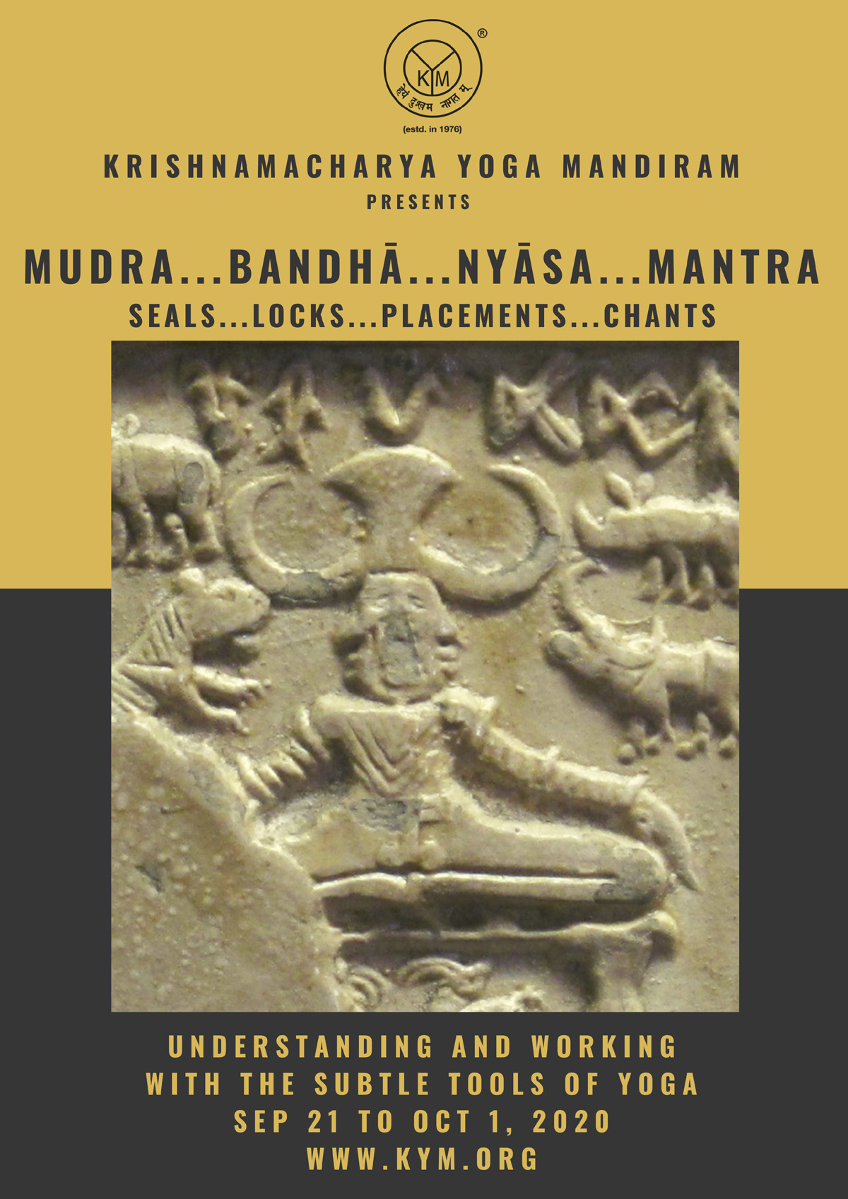 Mudra…Bandhā…Nyāsa…Mantra