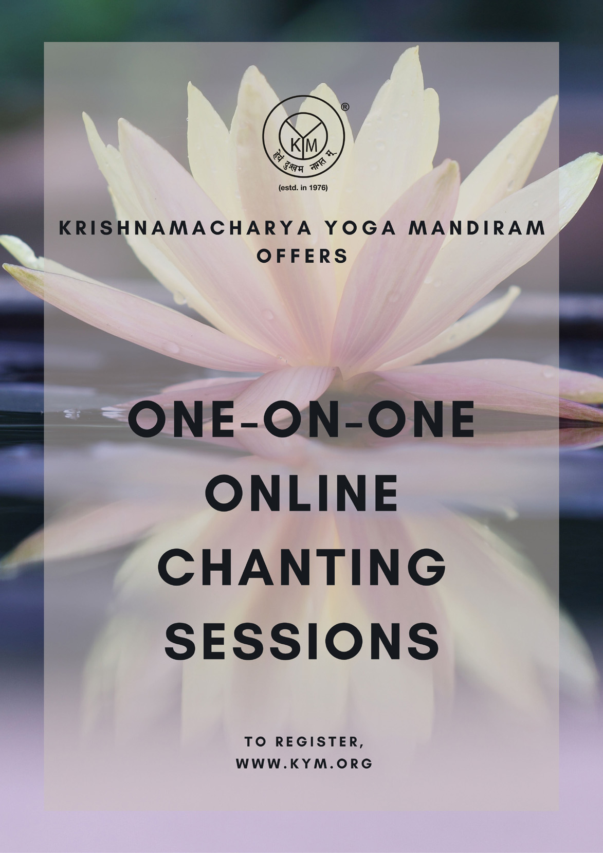 One-One Chanting Sessions