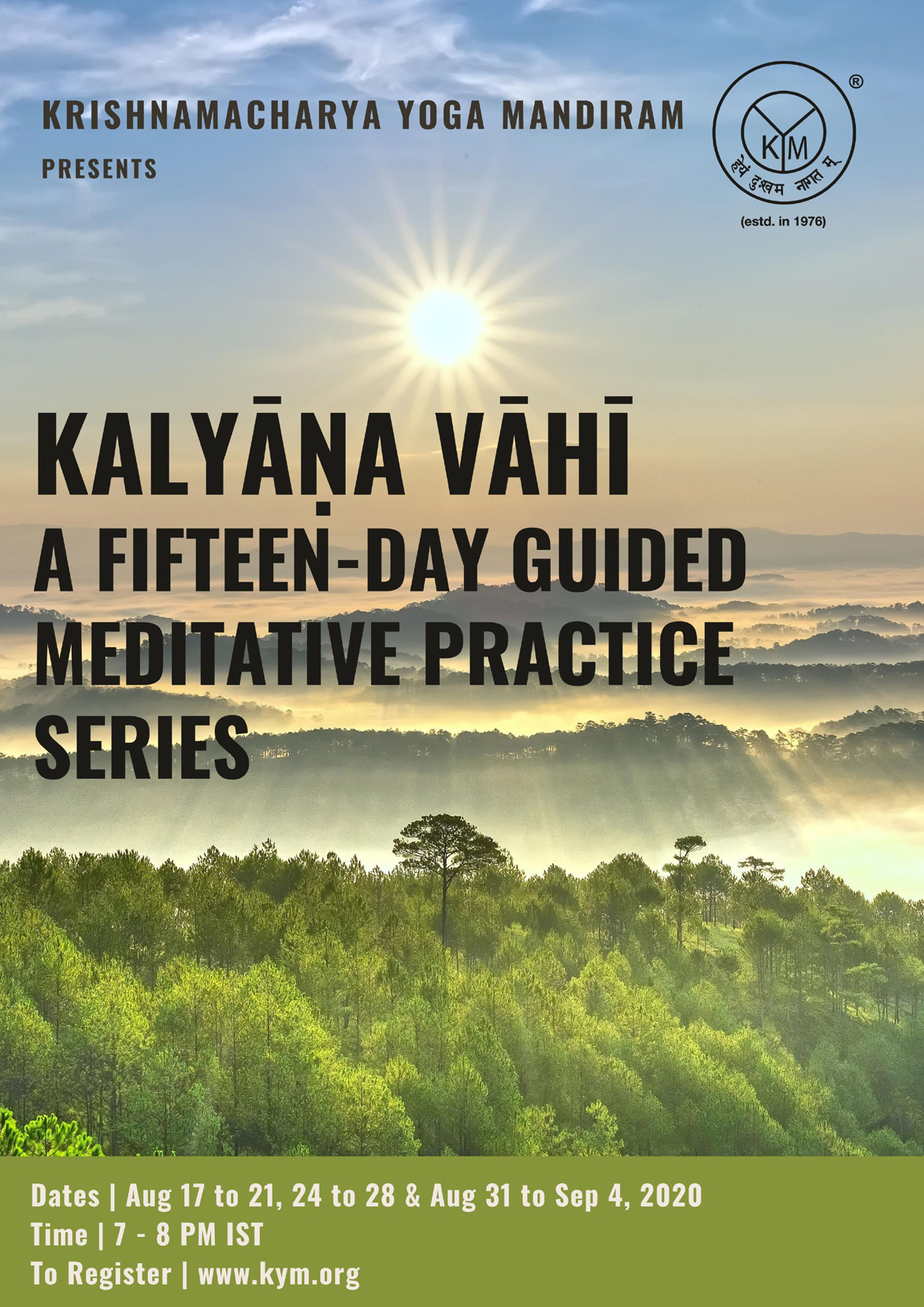 A Fifteen-Day Guided Meditative Practice Series