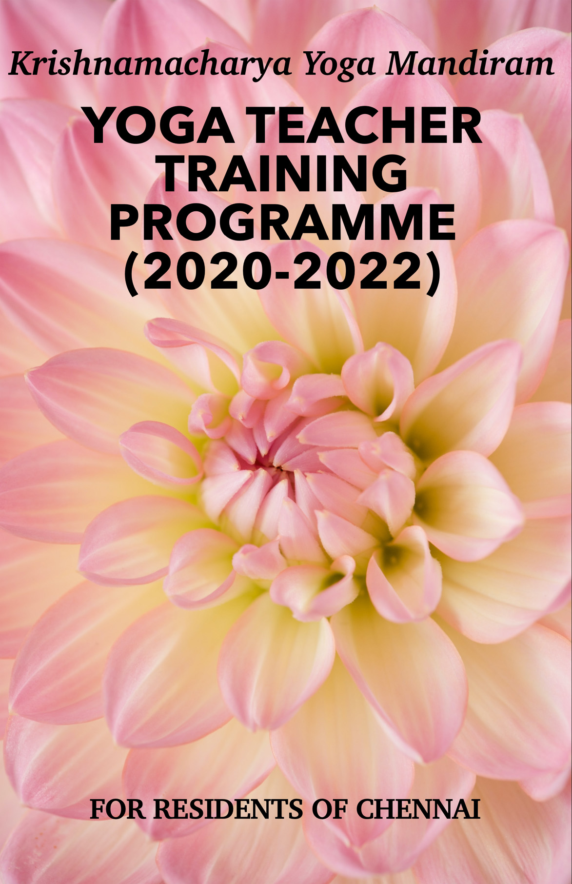 Yoga Teacher Training Programme (YTTP) – 2020-22