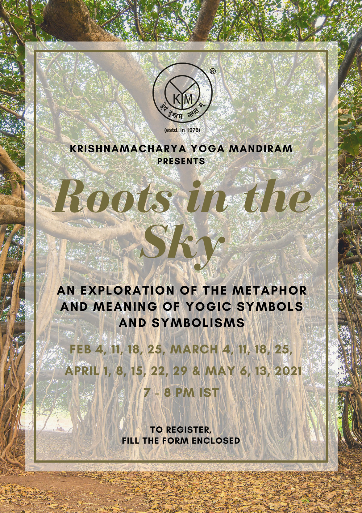 Roots in the Sky | An exploration of the metaphor and meaning of Yogic symbols and Symbolisms