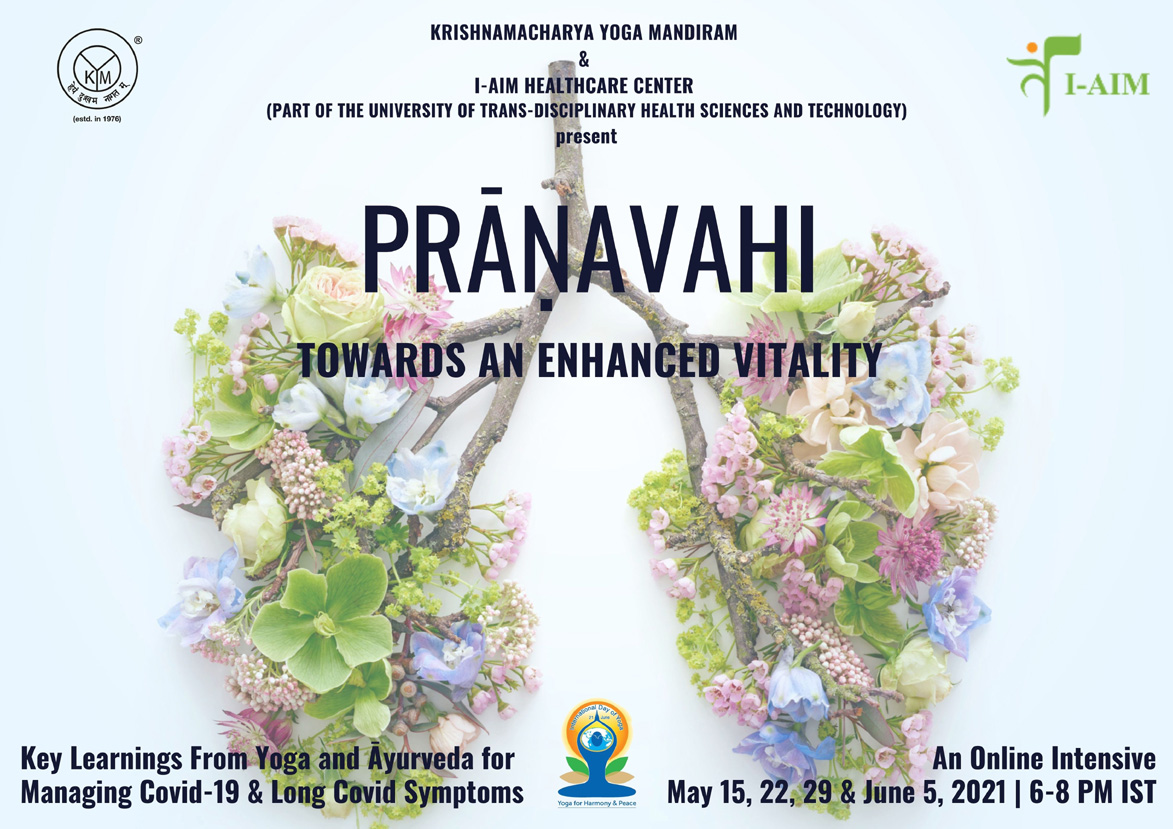 Prāṇavahi   Towards an Enhanced Vitality
