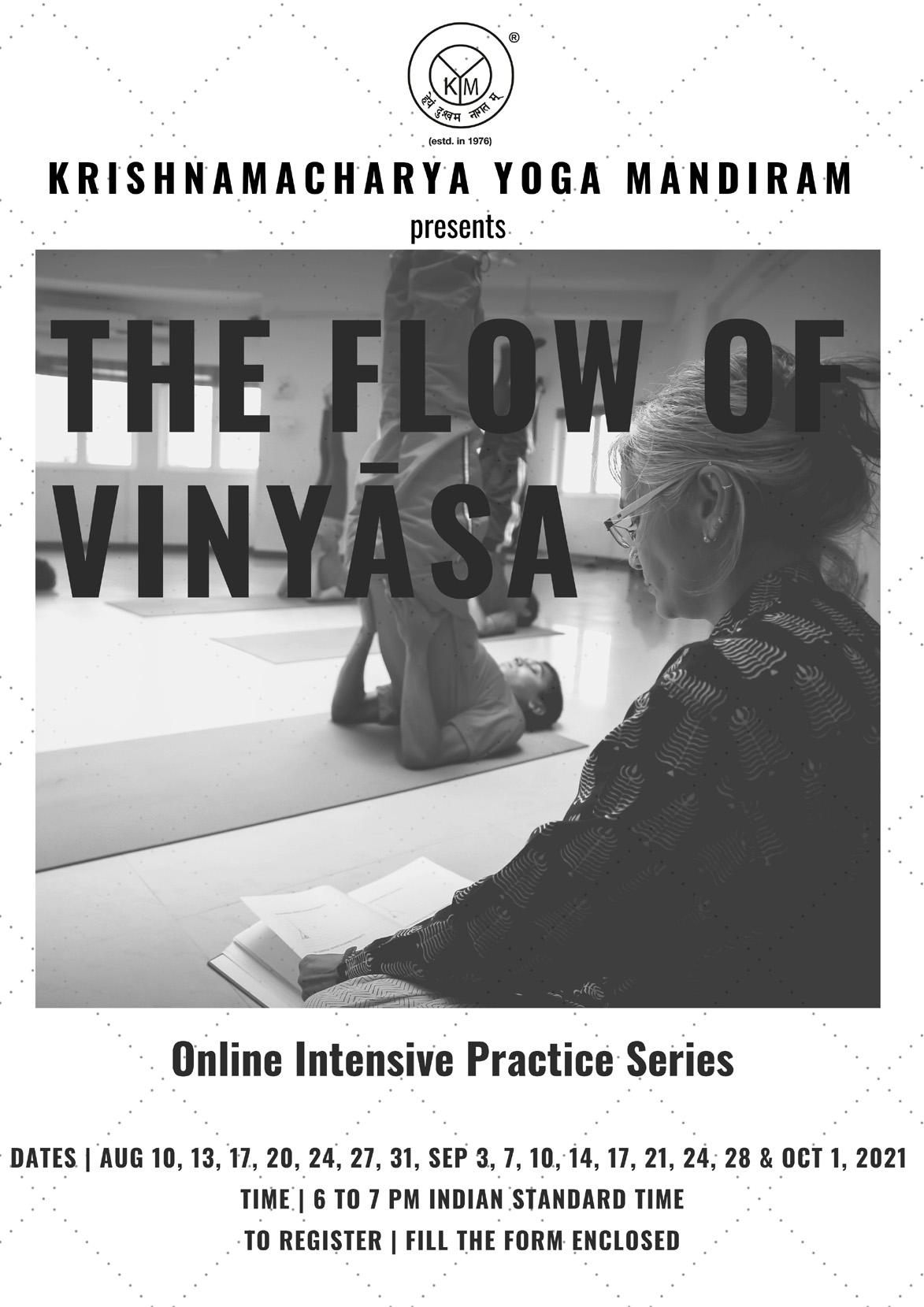 Online Intensive Practice Series | The Flow of Vinyāsa